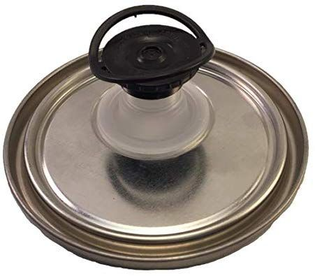Replacement Metal Quart Paint Can Lid With Pour Spout Amazon Com Paint Cans Can Lids Canning