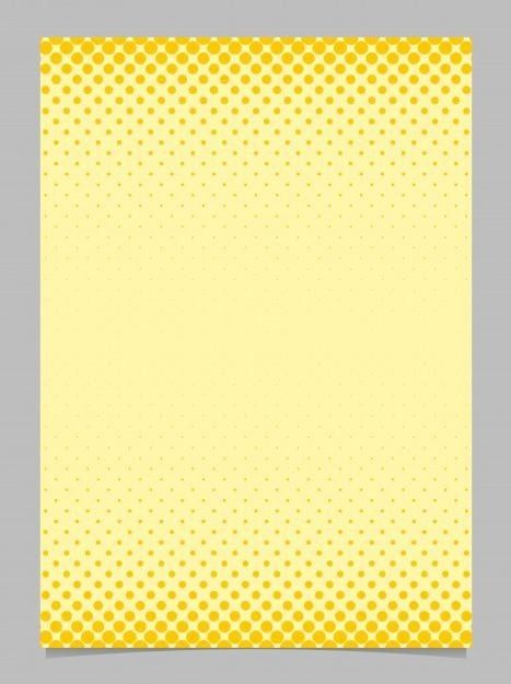 Download Color Abstract Halftone Circle Pattern Card Template
