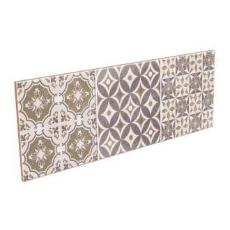 Faianţă Glam 20 X 60 Cm Cu Decor 43157 Decor Glam Wallet