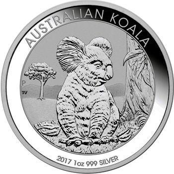 1oz Australian Silver Koala Bullion Coin Bullion Coins Silver Coins