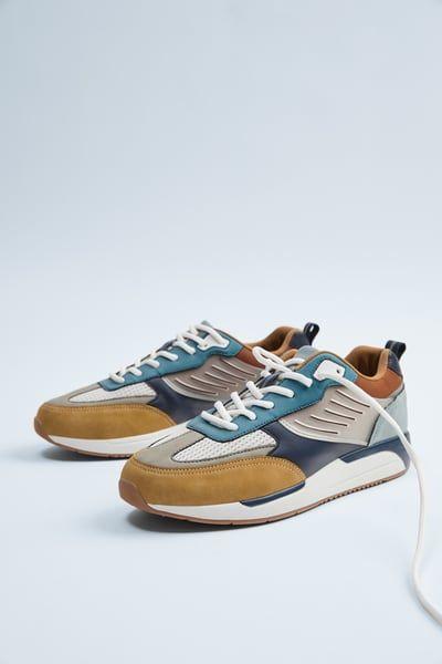 Combination Sneakers Sneakers Zara Sneakers Adidas Samba Sneakers