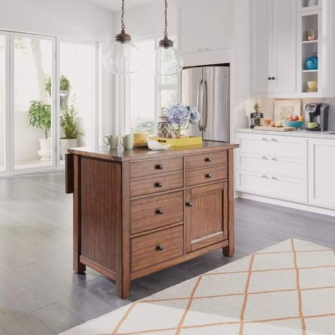 Three Posts Rotherham Quartz Top Kitchen Island Set In 2020 Kitchen Tops Kitchen Island With Seating Furniture