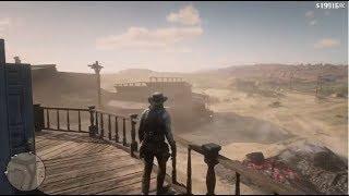 Exploring Armadillo New Austin Red Dead Redemption 2 Red Dead Redemption Redemption Dead