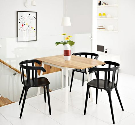 Bambusmobel Bambusdeko Ikea Esszimmer Moderne Stuhle Und