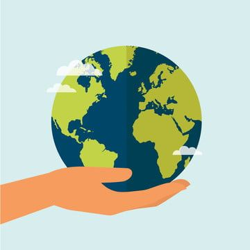 Hand Holding World World Clipart Abstract Background Png And Vector With Transparent Background For Free Download In 2021 Hands Holding The World Globe Vector Nature Illustration
