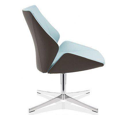 Dauphin 4 Lounge Chair In 2020 Modern Office Chair Modern