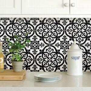 vinyl peel stick mosaic tile