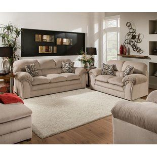 Fleur De Lis Living Marina 2 Piece Living Room Set Wayfair Living Room Sets Wayfair Living Room Sets 4 Piece Living Room Set