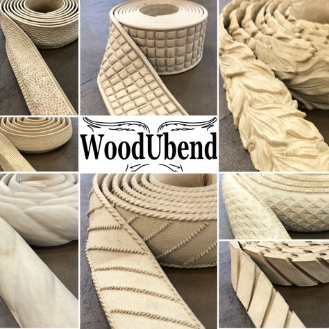 Browse our gallery to see how we have used WoodUbend on a variety of creative projects! Our decorative mouldings can be used as part of multimedia artwork, furniture upcycling, costumes, interior design and much much more. Diy Furniture Repair, Diy Furniture Projects, Furniture Makeover, Annie Sloan Furniture, Painted Furniture, Repurposed Furniture, Diy Home Supplies, Wood Appliques, Furniture Painting Techniques