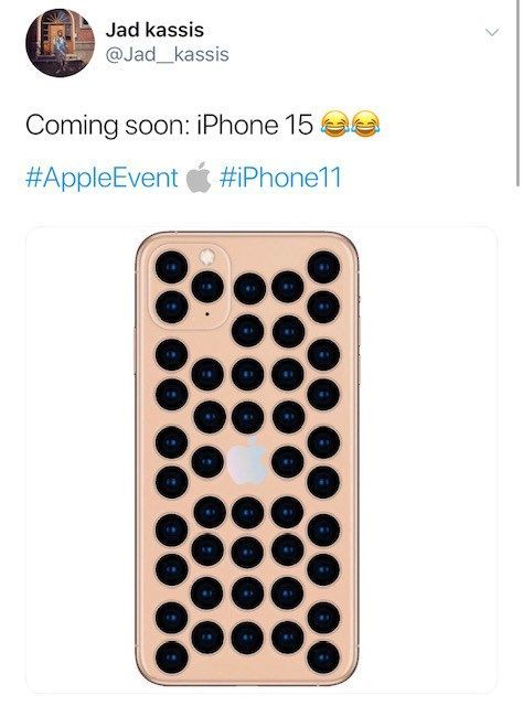 Best Memes Reactions To Apple S Iphone 11 Release 21 Tweets In 2020 Iphone Meme Iphone Apple Iphone