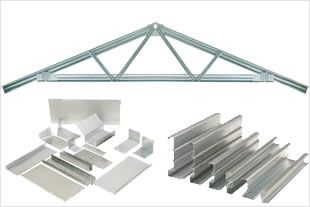 Light Steel Roof Trusses Roof Trusses Steel Trusses Roof Installation