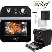 Deco Chef Xl 12 7 Qt Oil Free Air Fryer Multi Function High Capacity Countertop Convection Oven Toaster Dehydrator