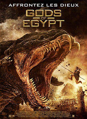 Gods Of Egypt Francia Blu Ray Egypt Gods Francia Ray ägypten Filme Plakat