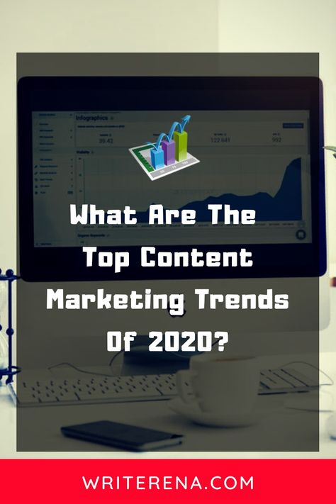 What Are The Top Content Marketing Trends Of 2020