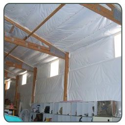 Pole Building Roof Insulation Metal Building Homes Pole Barn