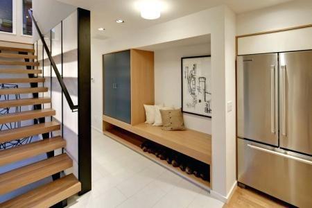 9 Genial Garderobe Modern Mit Sitzbank Garderobe Modern