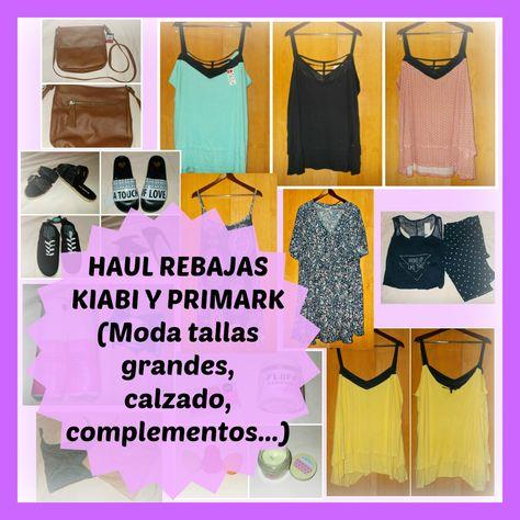 aaa2fab9dac  Compras en  kiabi y  primark aprovechando las  rebajas   lascositasdeevabeauty  moda  fashion  tallasgrandes  xxl  haul  belleza   beauty  blogger ...