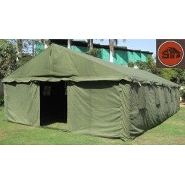 ARMY HOSPITAL FRAME TENT - 100% COTTON CANVAS Dimensions Dimensions 12 x 6 M  sc 1 st  Pinterest & 8 best Military Tents images on Pinterest | Cotton canvas ...