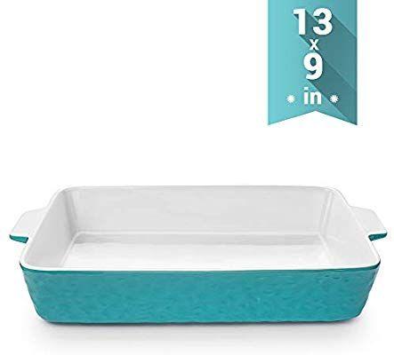Amazon Com Baking Dishes Krokori Rectangular Bakeware Set