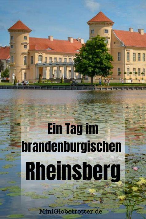 Ein Tag In Rheinsberg Sehenswurdigkeiten Und Tipps Rund Um Die Stadt Mit Dem Schloss Reiseblog Mini Globetrotter Rheinsberg Urlaub In Brandenburg Ausflug