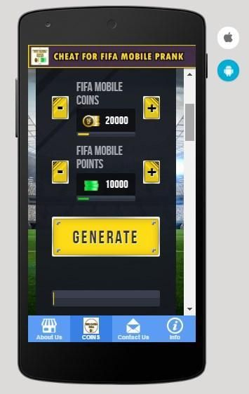 Cheats For Fifa Mobile 19 Fifa Mobile Cheats No Human Verification Cheat Fifa 19 Mobile Fifa 19 Mobile Unlimited Money Ha Cheating Point Hacks Mobile Generator