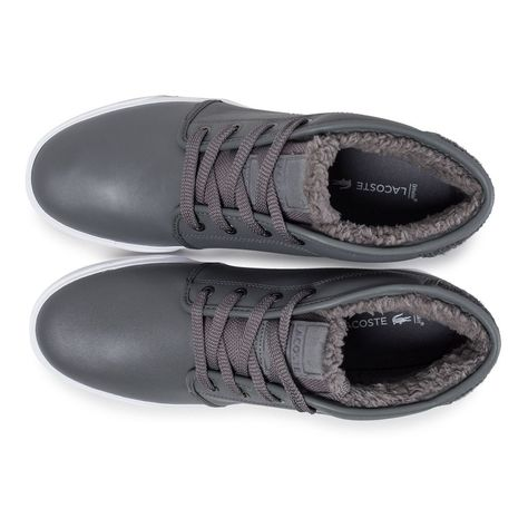 c2b97bdea3be Basket Montante Lacoste Ampthill - Taille : 37;46;45;40 | Products ...