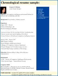 beautician resume samples