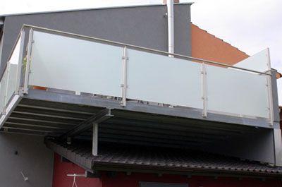 Balkon Edelstahl Mit Glas Kuhnert Industriemontage Hockenheim Balkon Glas Haus Fensterladen Gelander Balkon