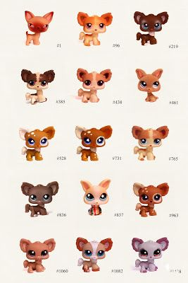 Custom LPS Cherrie Chihuahua