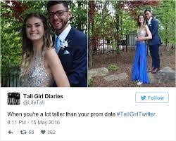 Dating taller girlfriend