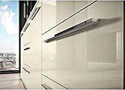 Kommode Siumu 12 Farbe Beige Beige Hochglanz 85 X 107 X 45 Cm H X B X T Steinersteiner In 2020 Kids Room Wallpaper Zebra Curtains Metal Chandelier