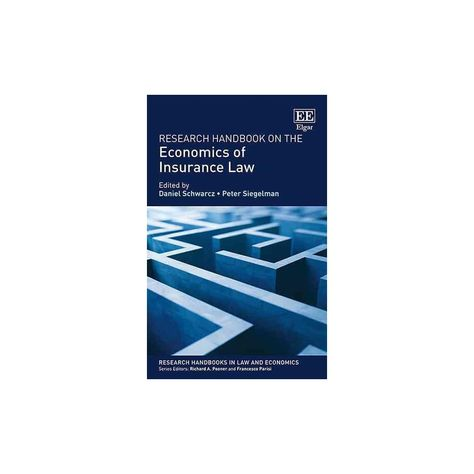 Research Handbook on the Economics of In ( Research Handbooks in Law and Economics) (Hardcover)