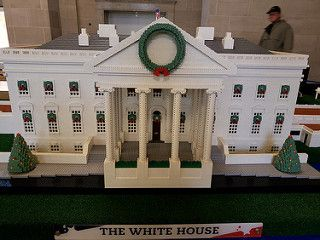Lego White House At The White House Visitor Center To Scale Whitehouse Afol Lego Washingtondc Lego White House Lego Worlds Lego Castle