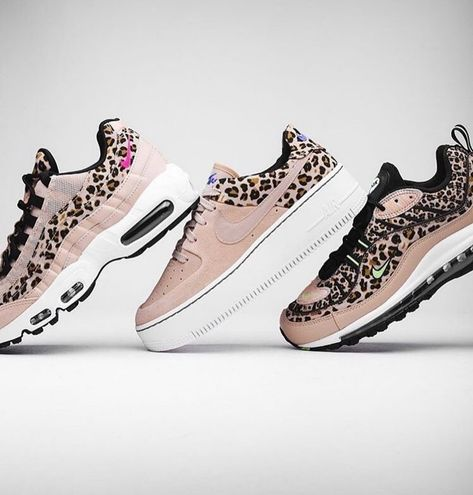 Nike Shoes | Zoom Leopard Sneakers | Poshmark