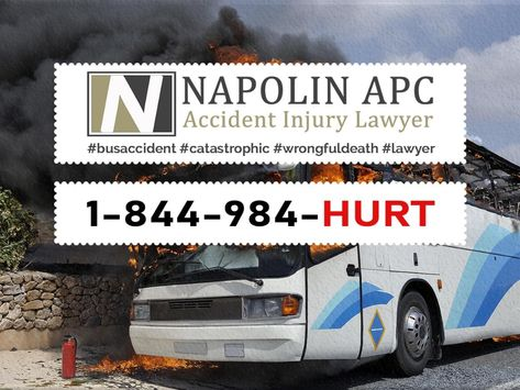 Bus Accident Injury Lawyer