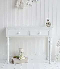The White Lighthouse Furniture Coastal Style Furniture White