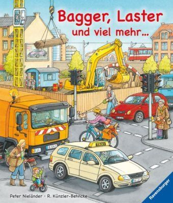 Bagger Laster Und Viel Mehr Laster Bagger Und Mehr Laster Bagger
