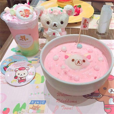 Japanese Snacks, Japanese Candy, Japanese Sweets, Japanese Food, Cute Snacks, Cute Desserts, Comida Picnic, Kawaii Dessert, Think Food