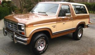 1977 1978 Ford Bronco 4x4 Wagon Classic Ford Cars Hard To