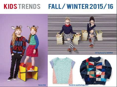 RUBIK'S CUBE | Kids Key Trend Story for Fall/Winter 2015/16