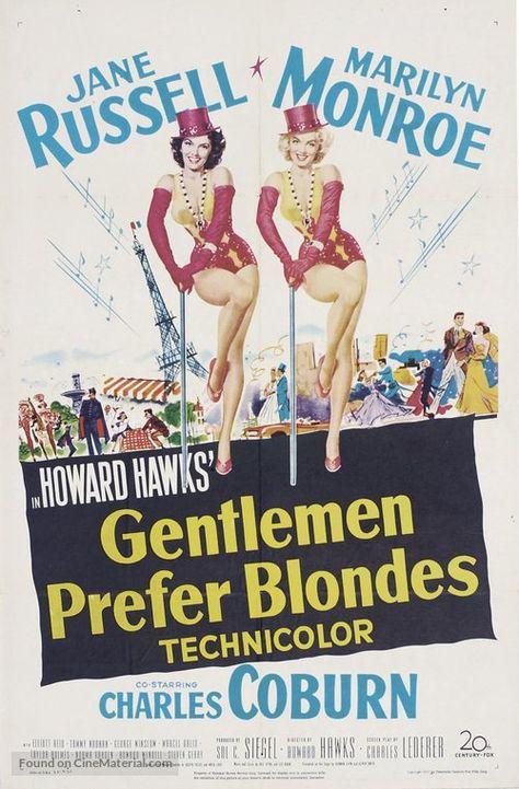 Highlights From Gentlemen Prefer Blondes - Nostalgia Music