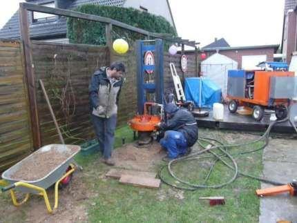 Brunnen Bohren Brunnenbohren Brunnenbau Garten Bewasserung