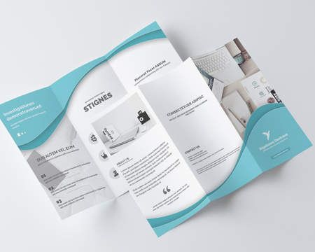 Best Layout Templates Images On   Brochure Layout