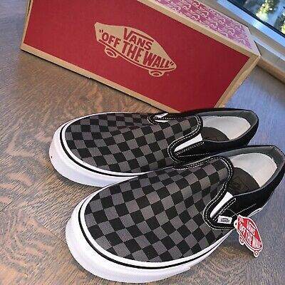 NEW WITH BOX*Mens Vans Slip On Shoes