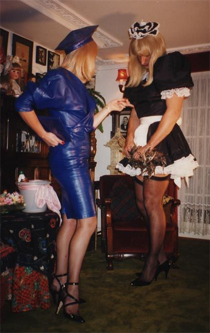 Male maid for femdom