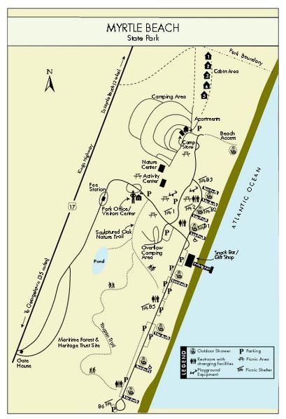 Die 25 Besten Myrtle Beach Map Ideen Auf Pinterest
