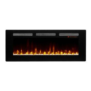 Odis Electric Fireplace In 2021 Wall Mount Electric Fireplace Recessed Electric Fireplace Electric Fireplace Wall mounted electric fireplace reviews