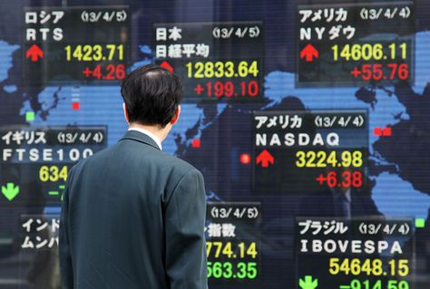 Asian Stock Fall Overnight Following Global Markets Lower Stock Market Stock Analysis Investment Tips