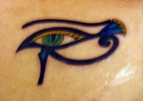 Gallery For > Eye Of Ra 3D Tattoo
