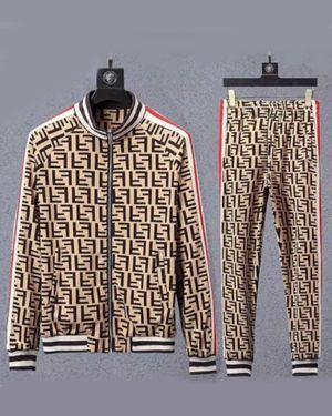 b09a19b57e HOT SALE FENDI MEN'S WOMEN'S TRACKSUIT JACKETS COAT|TS-1810|Jacket ...